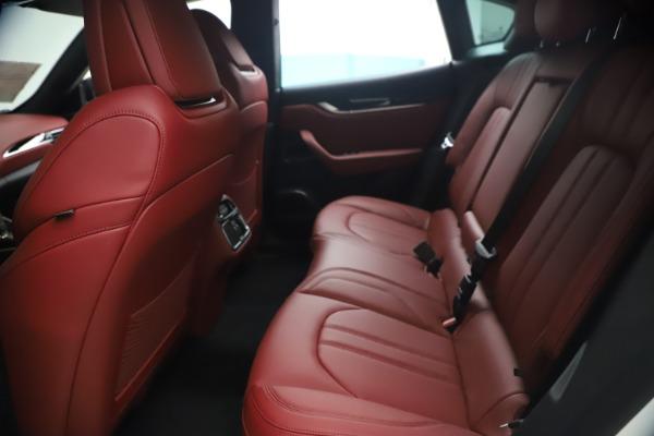 New 2021 Maserati Levante Q4 GranSport for sale $92,485 at Bugatti of Greenwich in Greenwich CT 06830 18