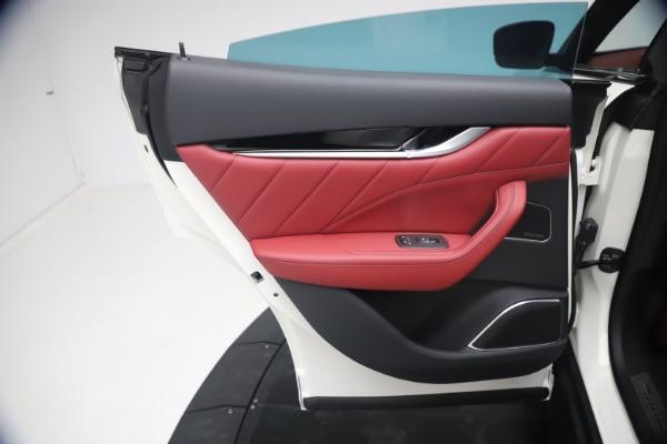 New 2021 Maserati Levante Q4 GranSport for sale $92,485 at Bugatti of Greenwich in Greenwich CT 06830 20