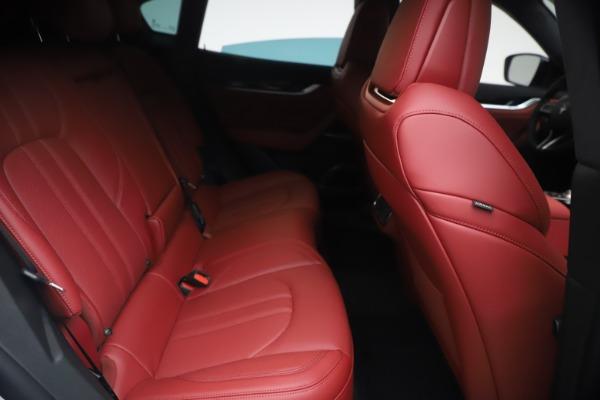 New 2021 Maserati Levante Q4 GranSport for sale $92,485 at Bugatti of Greenwich in Greenwich CT 06830 25