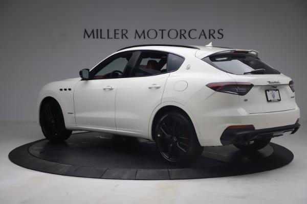 New 2021 Maserati Levante Q4 GranSport for sale $92,485 at Bugatti of Greenwich in Greenwich CT 06830 4