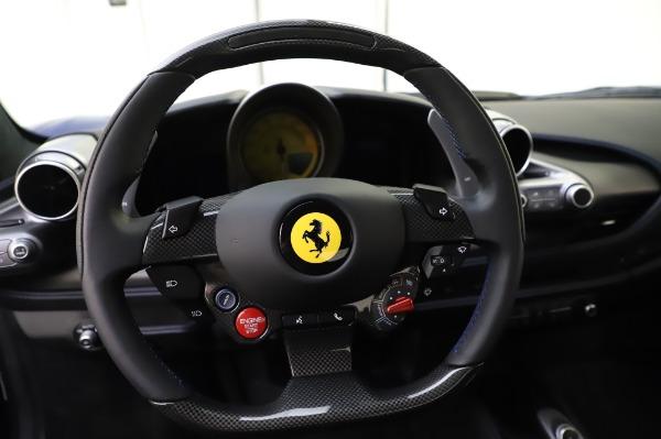 Used 2020 Ferrari F8 Tributo for sale $349,900 at Bugatti of Greenwich in Greenwich CT 06830 18