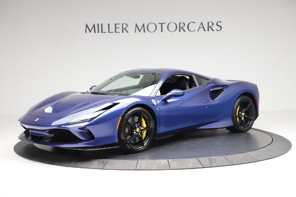 Used 2020 Ferrari F8 Tributo for sale $349,900 at Bugatti of Greenwich in Greenwich CT 06830 2