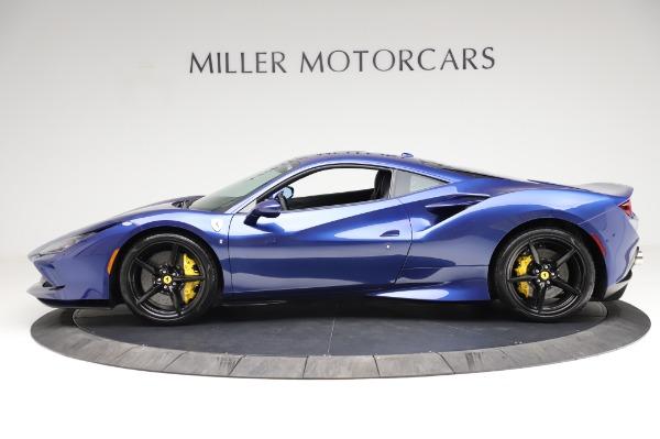 Used 2020 Ferrari F8 Tributo for sale $349,900 at Bugatti of Greenwich in Greenwich CT 06830 3