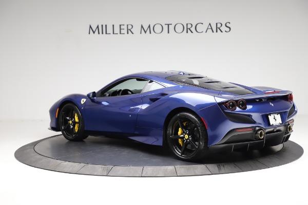 Used 2020 Ferrari F8 Tributo for sale $349,900 at Bugatti of Greenwich in Greenwich CT 06830 4