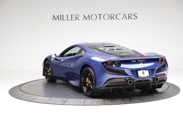 Used 2020 Ferrari F8 Tributo for sale $349,900 at Bugatti of Greenwich in Greenwich CT 06830 5