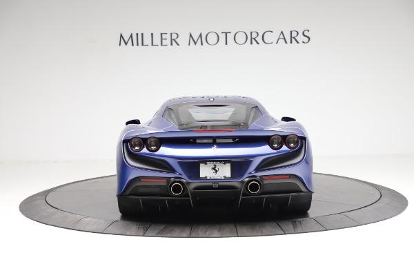 Used 2020 Ferrari F8 Tributo for sale $349,900 at Bugatti of Greenwich in Greenwich CT 06830 6
