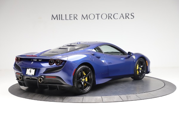 Used 2020 Ferrari F8 Tributo for sale $349,900 at Bugatti of Greenwich in Greenwich CT 06830 7