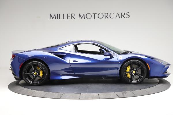 Used 2020 Ferrari F8 Tributo for sale $349,900 at Bugatti of Greenwich in Greenwich CT 06830 8