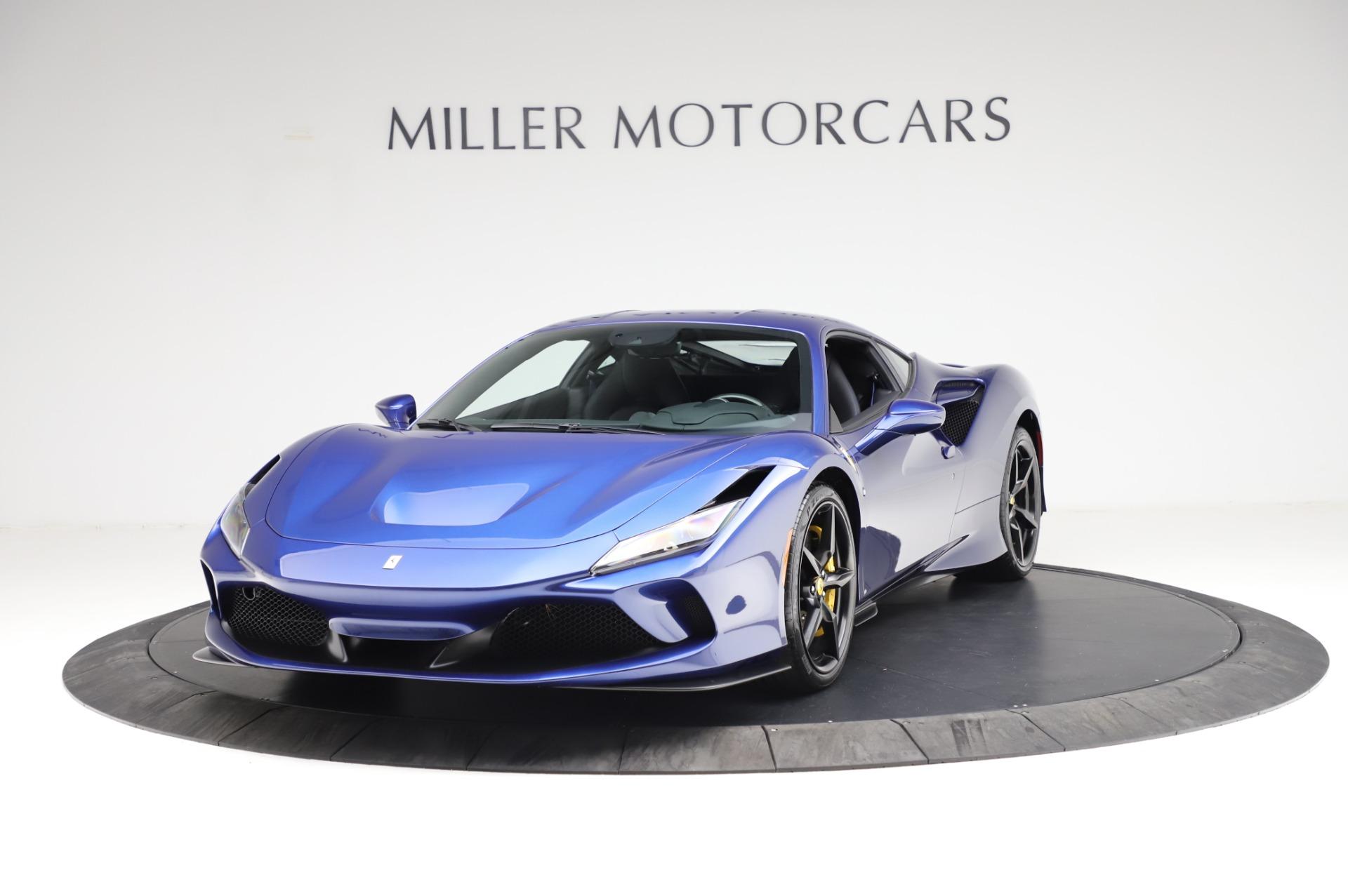 Used 2020 Ferrari F8 Tributo for sale $349,900 at Bugatti of Greenwich in Greenwich CT 06830 1