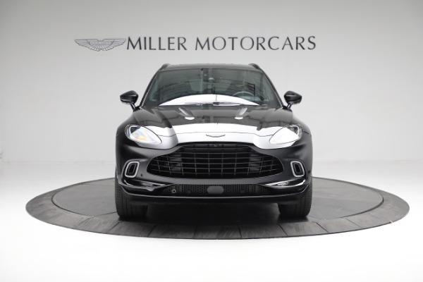 New 2021 Aston Martin DBX for sale $209,686 at Bugatti of Greenwich in Greenwich CT 06830 11