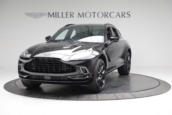 New 2021 Aston Martin DBX for sale $209,686 at Bugatti of Greenwich in Greenwich CT 06830 12
