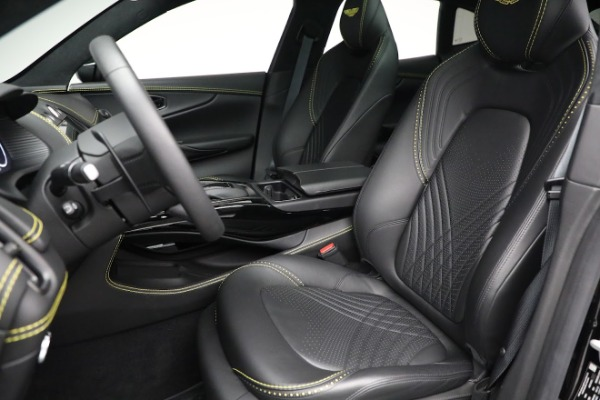 New 2021 Aston Martin DBX for sale $209,686 at Bugatti of Greenwich in Greenwich CT 06830 15