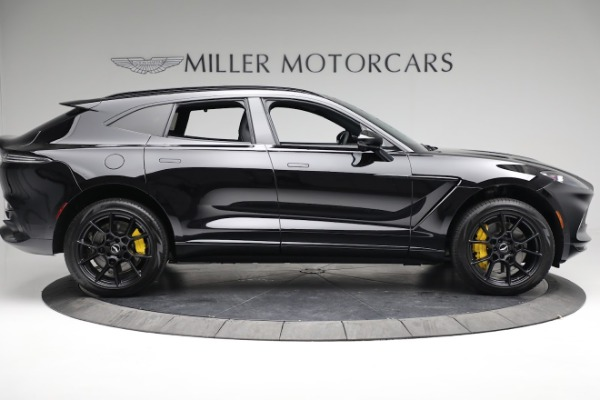 New 2021 Aston Martin DBX for sale $209,686 at Bugatti of Greenwich in Greenwich CT 06830 8