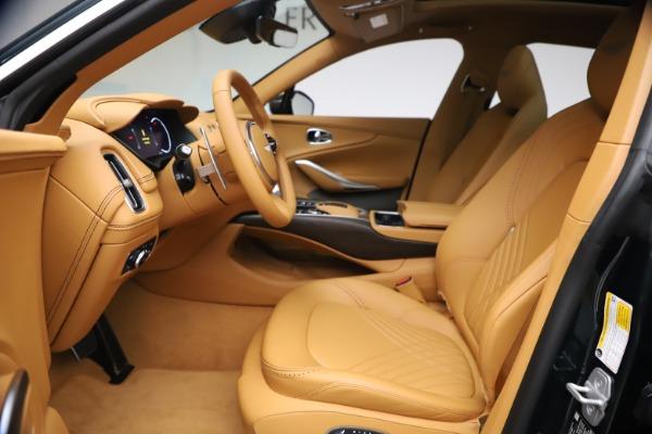 New 2021 Aston Martin DBX for sale $214,986 at Bugatti of Greenwich in Greenwich CT 06830 10