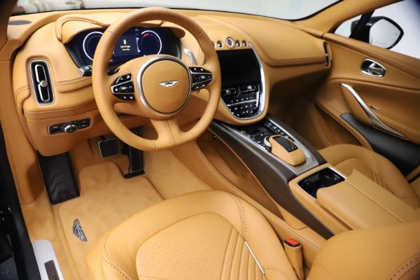 New 2021 Aston Martin DBX for sale $214,986 at Bugatti of Greenwich in Greenwich CT 06830 11