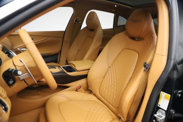 New 2021 Aston Martin DBX for sale $214,986 at Bugatti of Greenwich in Greenwich CT 06830 12