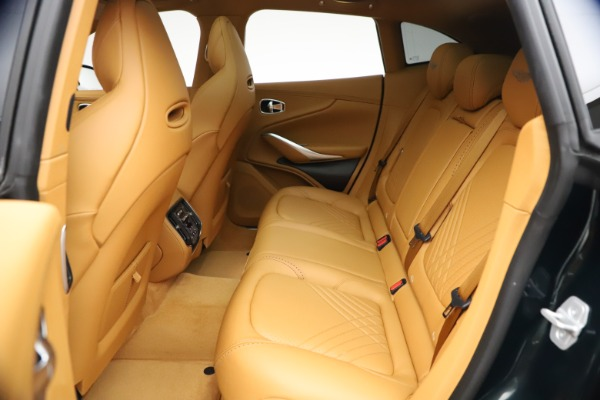 New 2021 Aston Martin DBX for sale $214,986 at Bugatti of Greenwich in Greenwich CT 06830 14