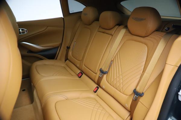 New 2021 Aston Martin DBX for sale $214,986 at Bugatti of Greenwich in Greenwich CT 06830 16
