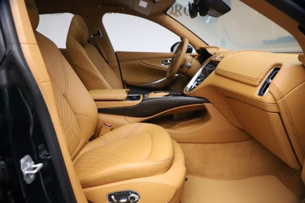 New 2021 Aston Martin DBX for sale $214,986 at Bugatti of Greenwich in Greenwich CT 06830 17