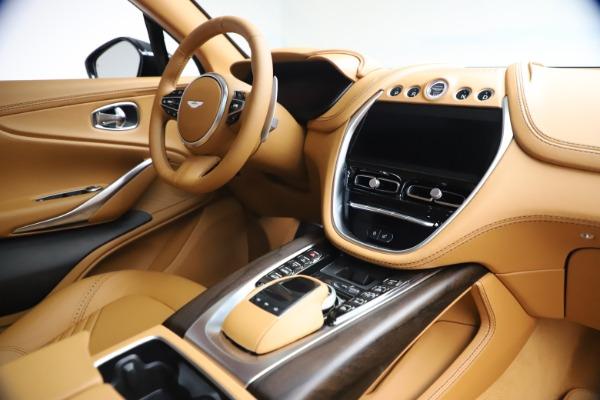 New 2021 Aston Martin DBX for sale $214,986 at Bugatti of Greenwich in Greenwich CT 06830 18
