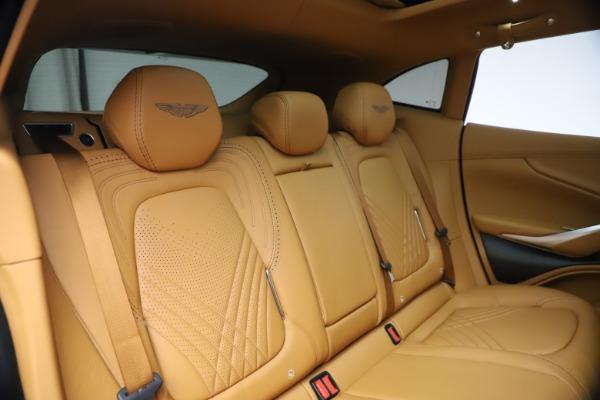 New 2021 Aston Martin DBX for sale $214,986 at Bugatti of Greenwich in Greenwich CT 06830 20