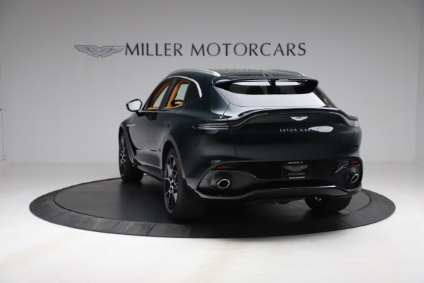New 2021 Aston Martin DBX for sale $214,986 at Bugatti of Greenwich in Greenwich CT 06830 4