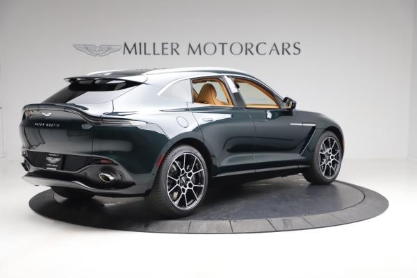 New 2021 Aston Martin DBX for sale $214,986 at Bugatti of Greenwich in Greenwich CT 06830 7