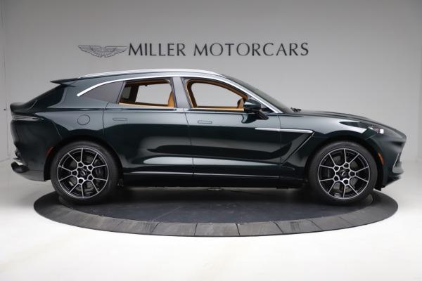 New 2021 Aston Martin DBX for sale $214,986 at Bugatti of Greenwich in Greenwich CT 06830 8