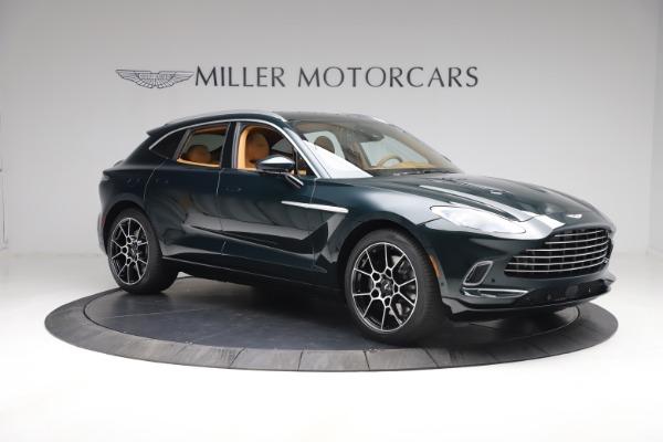 New 2021 Aston Martin DBX for sale $214,986 at Bugatti of Greenwich in Greenwich CT 06830 9