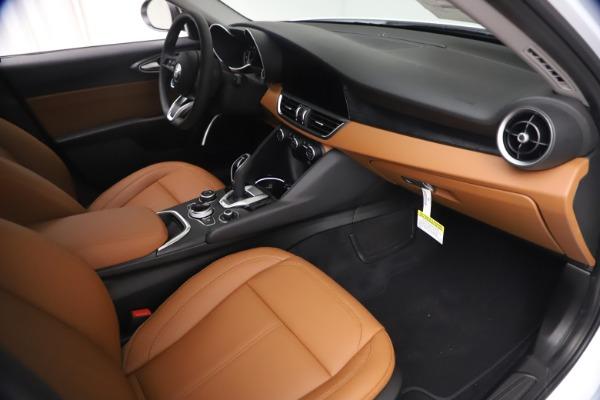 New 2021 Alfa Romeo Giulia Q4 for sale Sold at Bugatti of Greenwich in Greenwich CT 06830 21