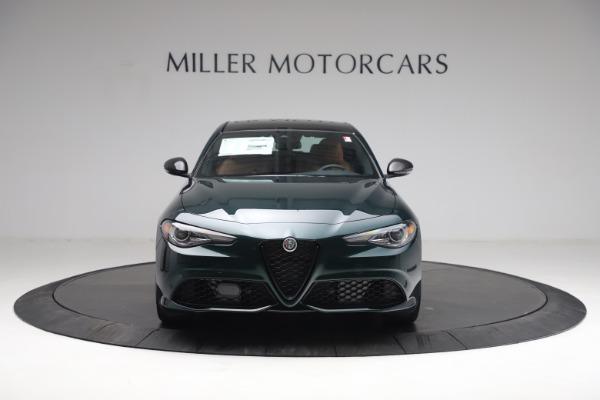 New 2021 Alfa Romeo Giulia Ti Sport Q4 for sale $54,050 at Bugatti of Greenwich in Greenwich CT 06830 12