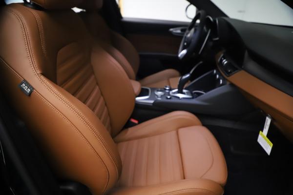 New 2021 Alfa Romeo Giulia Ti Sport Q4 for sale $54,050 at Bugatti of Greenwich in Greenwich CT 06830 23