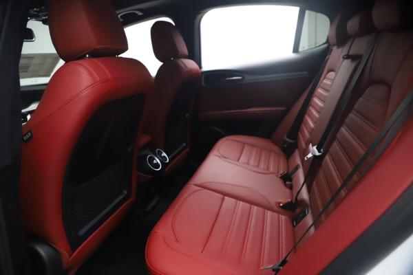 New 2021 Alfa Romeo Stelvio Ti Sport Q4 for sale $54,095 at Bugatti of Greenwich in Greenwich CT 06830 19