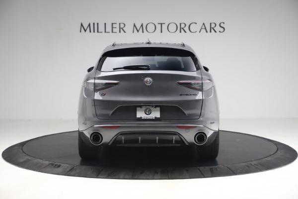 New 2021 Alfa Romeo Stelvio Ti Sport Q4 for sale $57,200 at Bugatti of Greenwich in Greenwich CT 06830 6