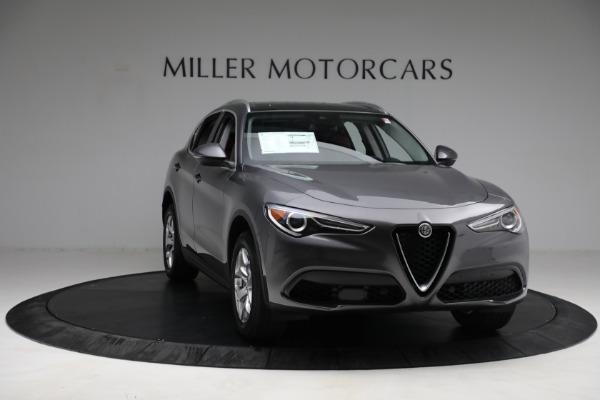 New 2021 Alfa Romeo Stelvio Q4 for sale $50,445 at Bugatti of Greenwich in Greenwich CT 06830 11