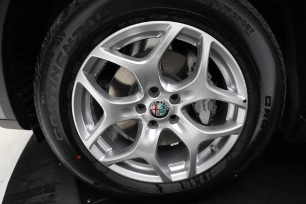 New 2021 Alfa Romeo Stelvio Q4 for sale $50,445 at Bugatti of Greenwich in Greenwich CT 06830 23