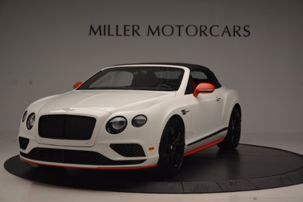 New 2017 Bentley Continental GT Speed for sale Sold at Bugatti of Greenwich in Greenwich CT 06830 14