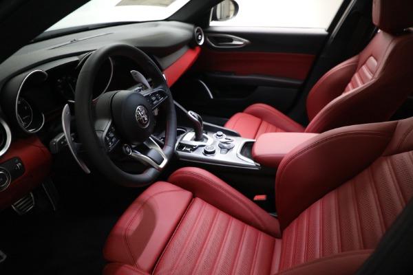 New 2021 Alfa Romeo Giulia Ti Sport Q4 for sale $54,050 at Bugatti of Greenwich in Greenwich CT 06830 13
