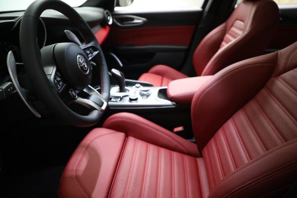 New 2021 Alfa Romeo Giulia Ti Sport Q4 for sale $54,050 at Bugatti of Greenwich in Greenwich CT 06830 14