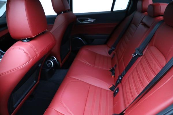 New 2021 Alfa Romeo Giulia Ti Sport Q4 for sale $54,050 at Bugatti of Greenwich in Greenwich CT 06830 18