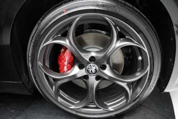 New 2021 Alfa Romeo Giulia Ti Sport Q4 for sale $54,050 at Bugatti of Greenwich in Greenwich CT 06830 24