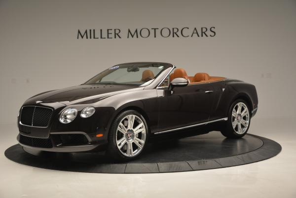Used 2013 Bentley Continental GTC V8 for sale Sold at Bugatti of Greenwich in Greenwich CT 06830 2