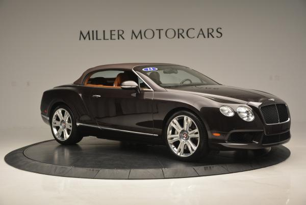 Used 2013 Bentley Continental GTC V8 for sale Sold at Bugatti of Greenwich in Greenwich CT 06830 23