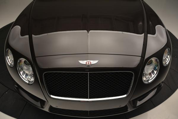 Used 2013 Bentley Continental GTC V8 for sale Sold at Bugatti of Greenwich in Greenwich CT 06830 25
