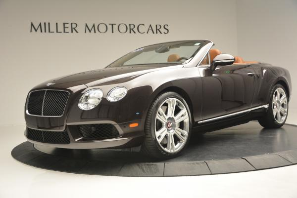 Used 2013 Bentley Continental GTC V8 for sale Sold at Bugatti of Greenwich in Greenwich CT 06830 28