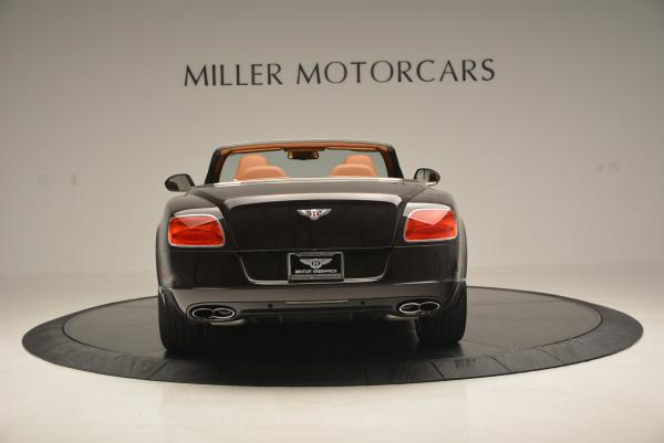 Used 2013 Bentley Continental GTC V8 for sale Sold at Bugatti of Greenwich in Greenwich CT 06830 6