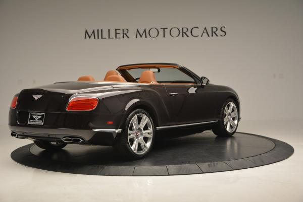 Used 2013 Bentley Continental GTC V8 for sale Sold at Bugatti of Greenwich in Greenwich CT 06830 8