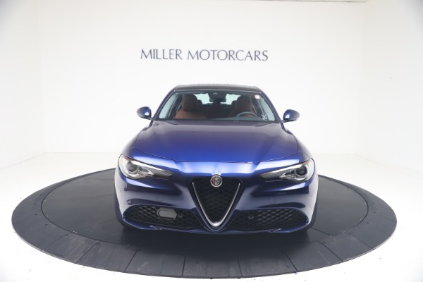 New 2021 Alfa Romeo Giulia Q4 for sale Sold at Bugatti of Greenwich in Greenwich CT 06830 12