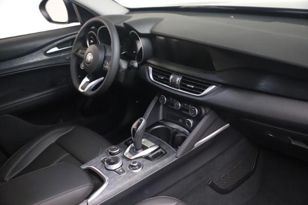New 2021 Alfa Romeo Stelvio Q4 for sale $49,945 at Bugatti of Greenwich in Greenwich CT 06830 16