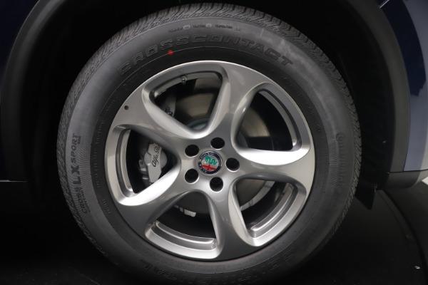 New 2021 Alfa Romeo Stelvio Q4 for sale $49,945 at Bugatti of Greenwich in Greenwich CT 06830 17
